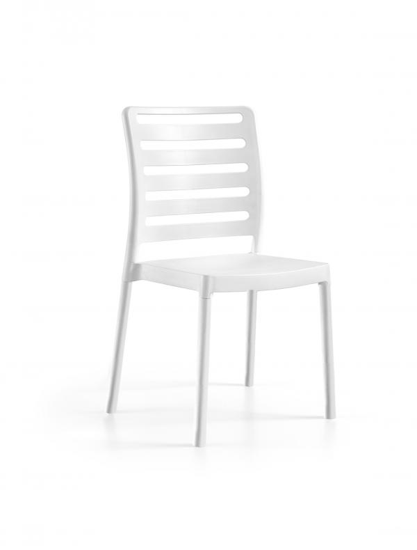 Cadeira Diva, Perna Plástica